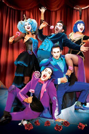 affiche the opera locos