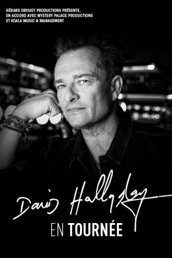 David Hallyday affiche 2021
