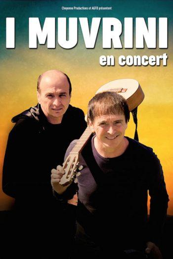 Affiche concert I Muvrini