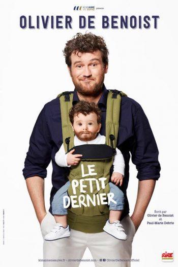 Affiche spectacle Olivier de Benoist