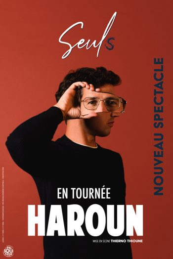 affiche spectacle Haroun