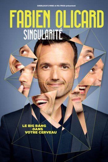 Affiche Fabien Olicard Singularité