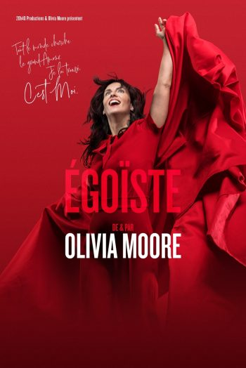 olivia moore spectacle affiche