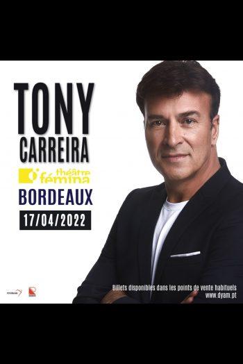 Affiche Tony Carreira