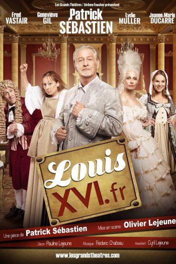 Louis XIV affiche spectacle