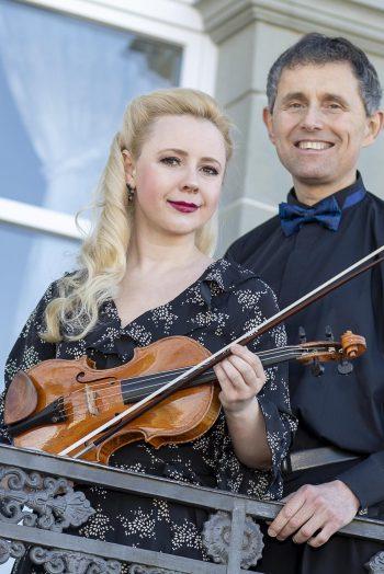 Ekaterina Frolova & Vesselin Stanev affiche Théatre Femina