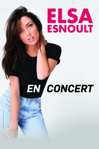 Affiche Elsa Esnoult en concert